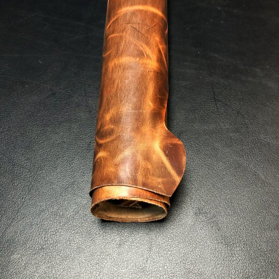 Light Brown Pull-Up Leather [1.5mm]