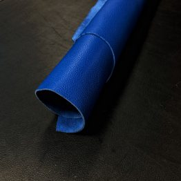 Embossed Blue Leather [1.6mm]