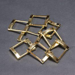 Metal Frame Gold 25mm