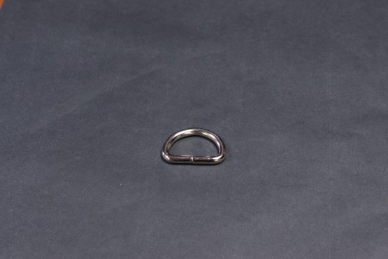 D Ring Silver 32mm