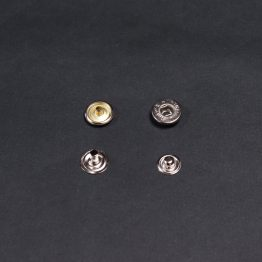 Buttons Silver 12.5mm