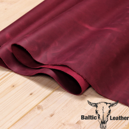 Crazyhorse Pink Leather
