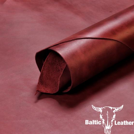 Crazyhorse Bordeux Leather