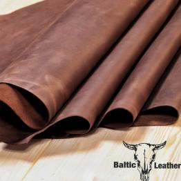 Crazyhorse Chocolate Leather