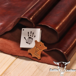 Old Fashioned Leather - Red Brown
