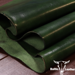 Old Fashioned Leather - Space Green
