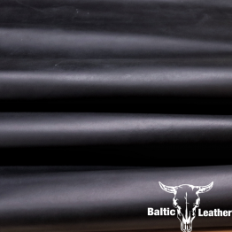 Crazyhorse Black Leather