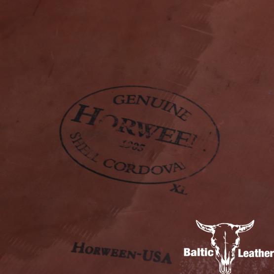 Horween Shell Cordovan - 8